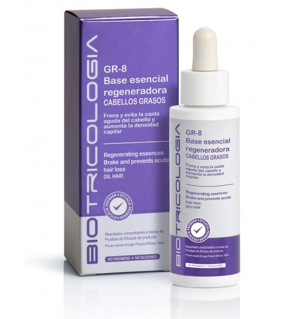 GR-8 Base esencial regeneradora cabellos grasos