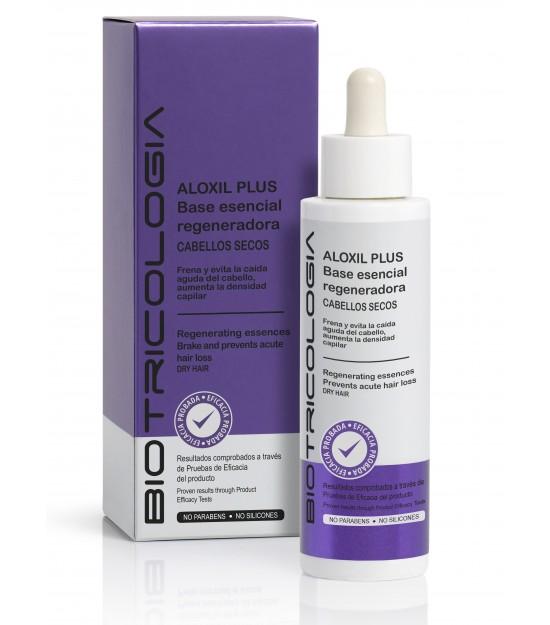 Aloxil Plus Base esencial regeneradora cabellos secos