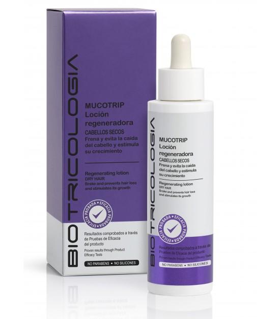 Mucotrip Loción regeneradora cabellos secos